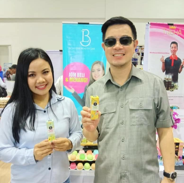 Norcy Beautylab Di Expo Open Day SEDIA Di Kimanis, Papar